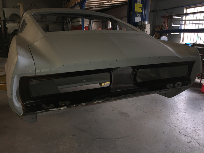 1967 Ford Mustang - Shelby Cougar tail light panel conversion (1).jpg