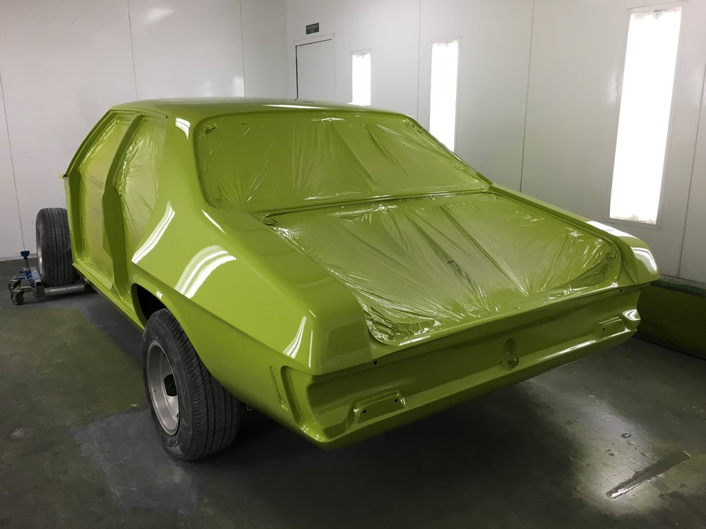Holden HQ Lettuce Alone Green - Restoration Bare metal Brisbane (66).JPG