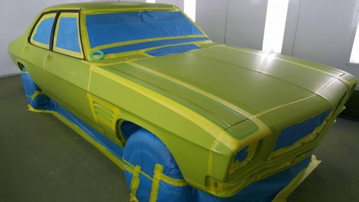 Holden HQ Lettuce Alone Green - Restoration Bare metal Brisbane (15).JPG