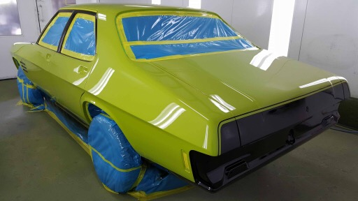 Holden HQ Lettuce Alone Green - Restoration Bare metal Brisbane (18).JPG