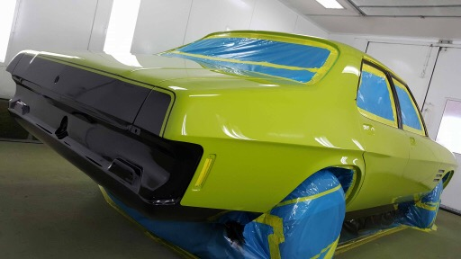 Holden HQ Lettuce Alone Green - Restoration Bare metal Brisbane (19).JPG