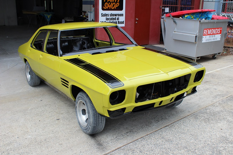 Holden HQ Lettuce Alone Green - Restoration Bare metal Brisbane (38).JPG