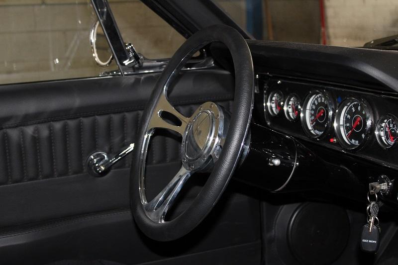 Ford Mustang 1965 Fastback Black - Ol' School Garage (11).JPG