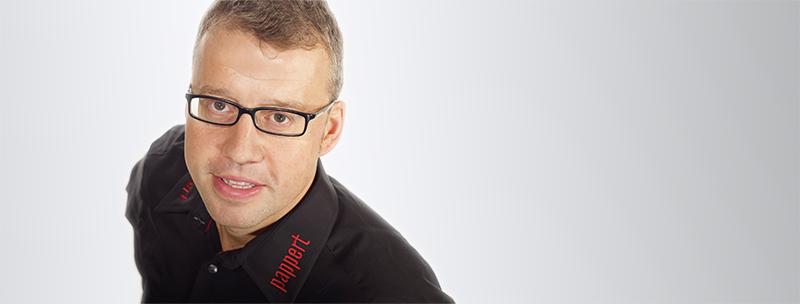 Bernd Pappert  / Geschäftsführer