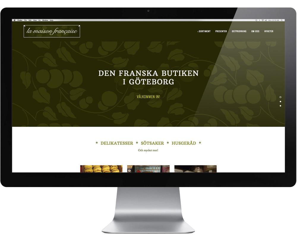 Nu finns butiken även på nätet!