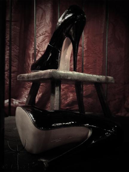 Les Escarpins de [constance] ©Nuit d'Or2014