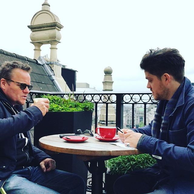 Table rooftop ramblings @picturehousecentral #isitsummeryet #countthechinschallenge