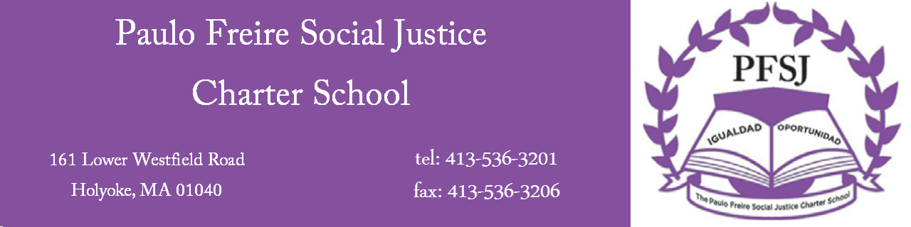 Paulo Freire Social Justice Charter School