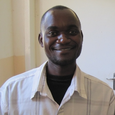 Student George Jankens who, upon finishing his studies, will return to southern Malawi as the pastor of five churches.