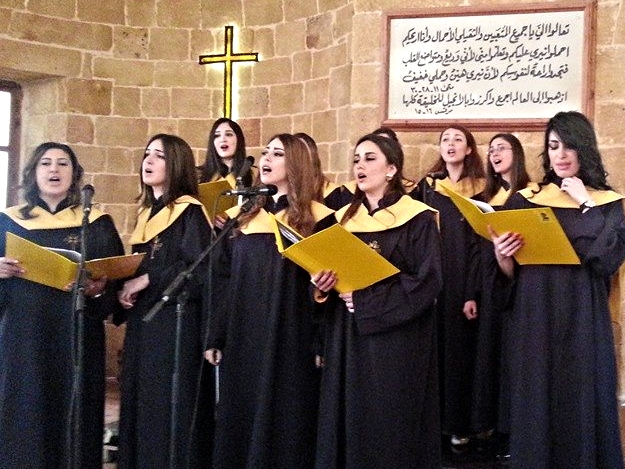 Syria Appeal April 2015 choir.jpg