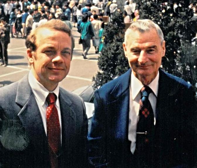 Jeff and Harold Kurtz
