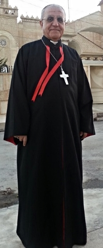 Archbishop Yousif Thomas Mirkis