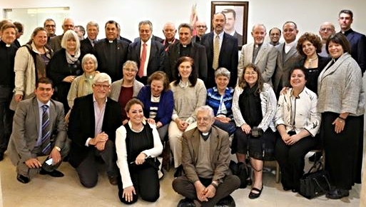 Our consultation group meeting with the Syrian ambassador to Lebanon for a conversation about the situation in Syria.