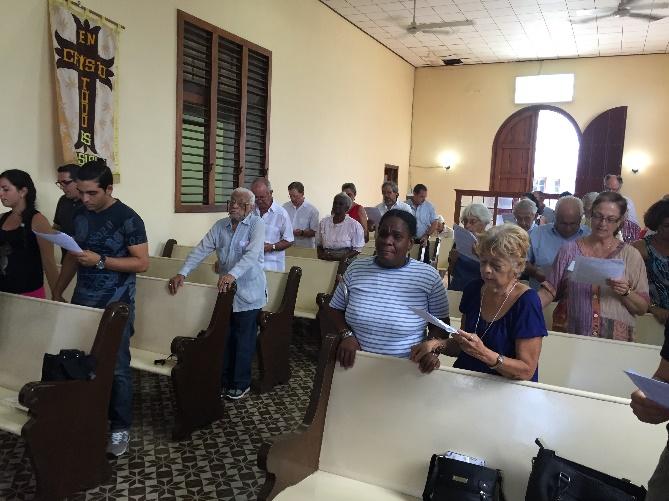 Versailles Presbyterian Church, Matanzas, Cuba