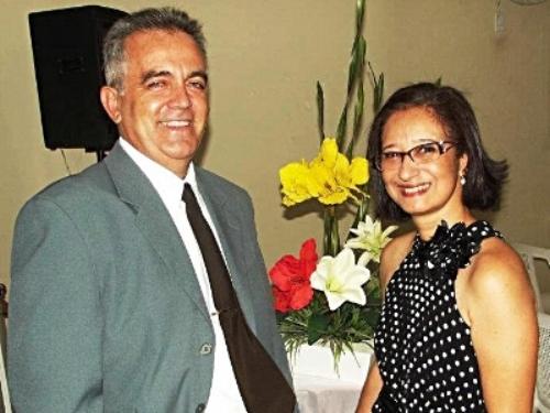 Raimundo and Valdivia Couto in Northeast Brazil