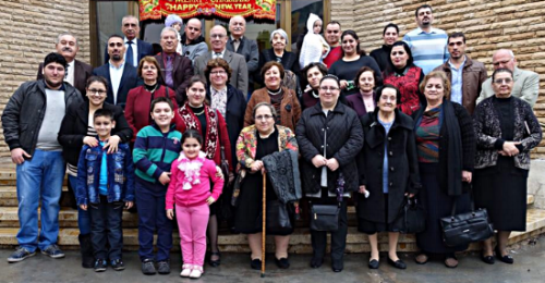 Basrah Church: a small congregation making a big impact
