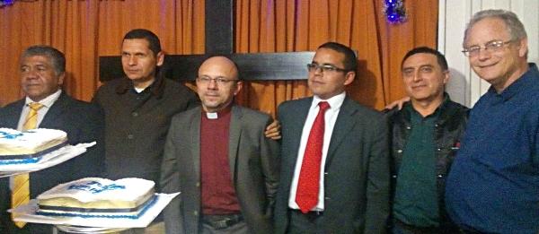 Pastors in Bogota, Colombia
