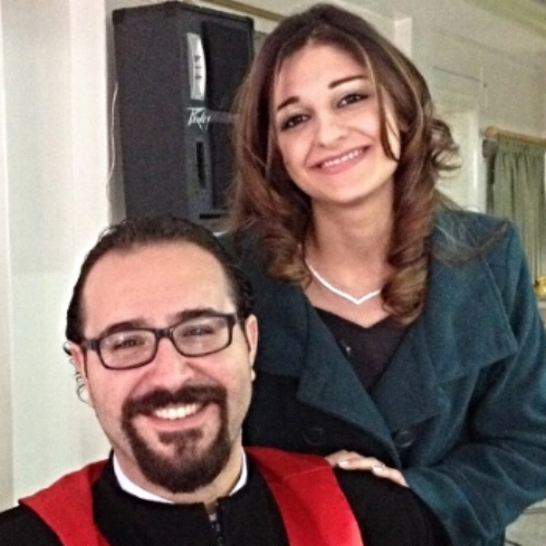 Rev. Yacoub and Grace