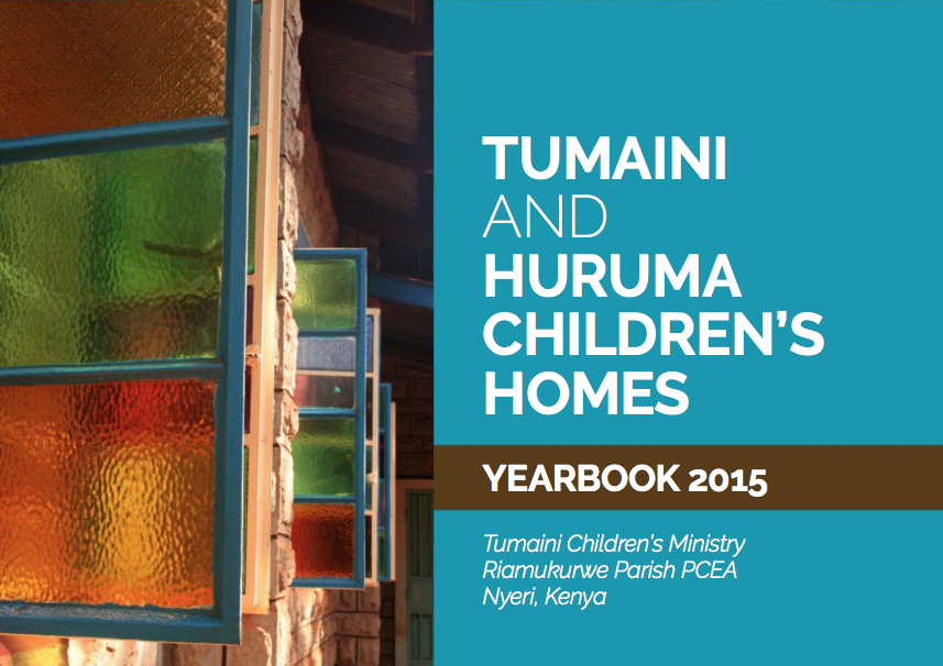Tumaini Children's Yearbook 2015