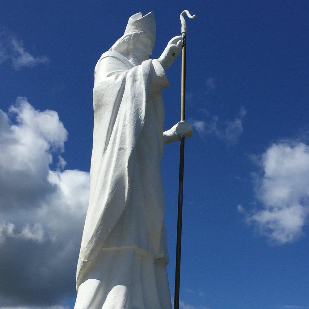 St. Patrick, Apostle to the Irish