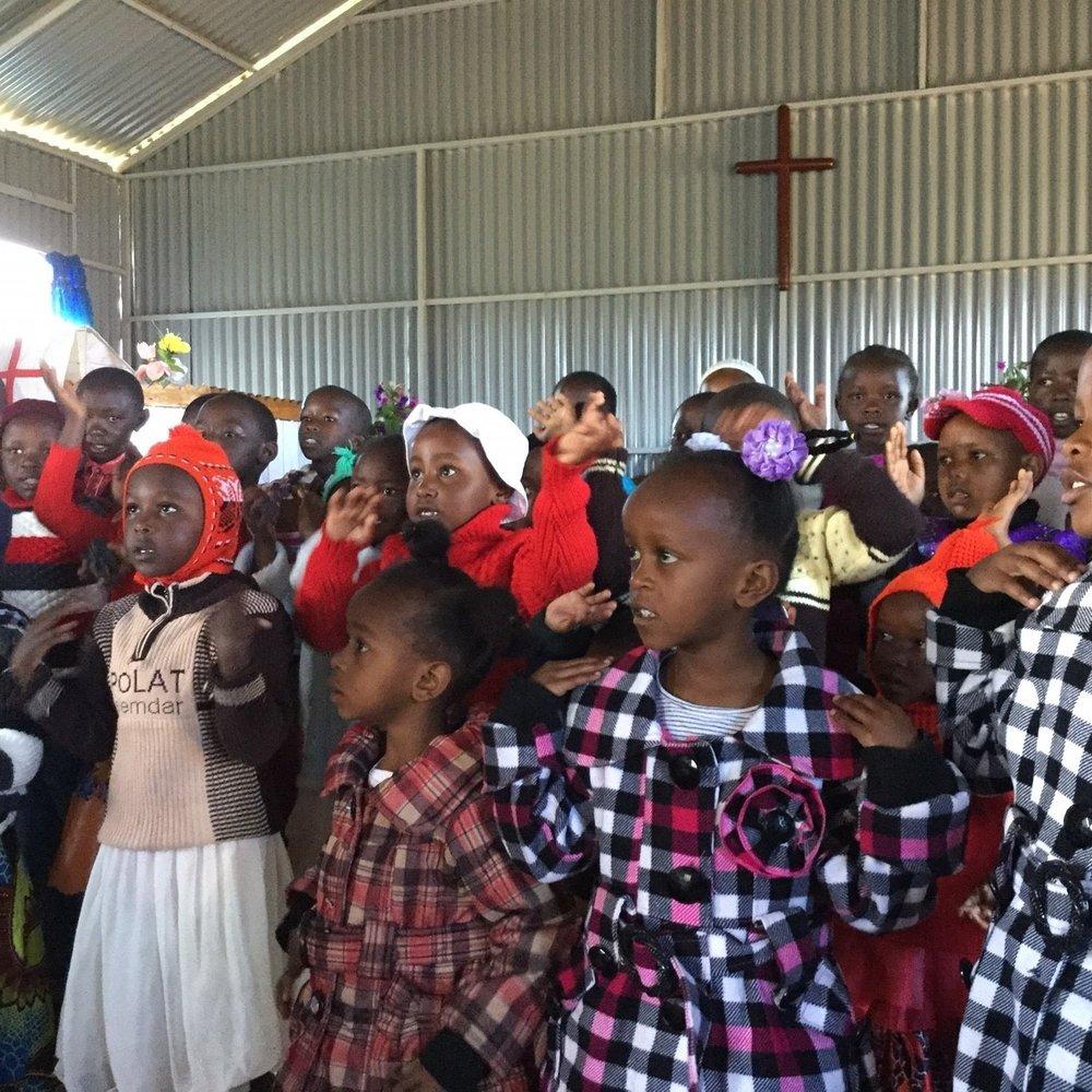 PCEA Nyakio Church dedication