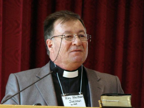 Rev. Haitham Jazrawi