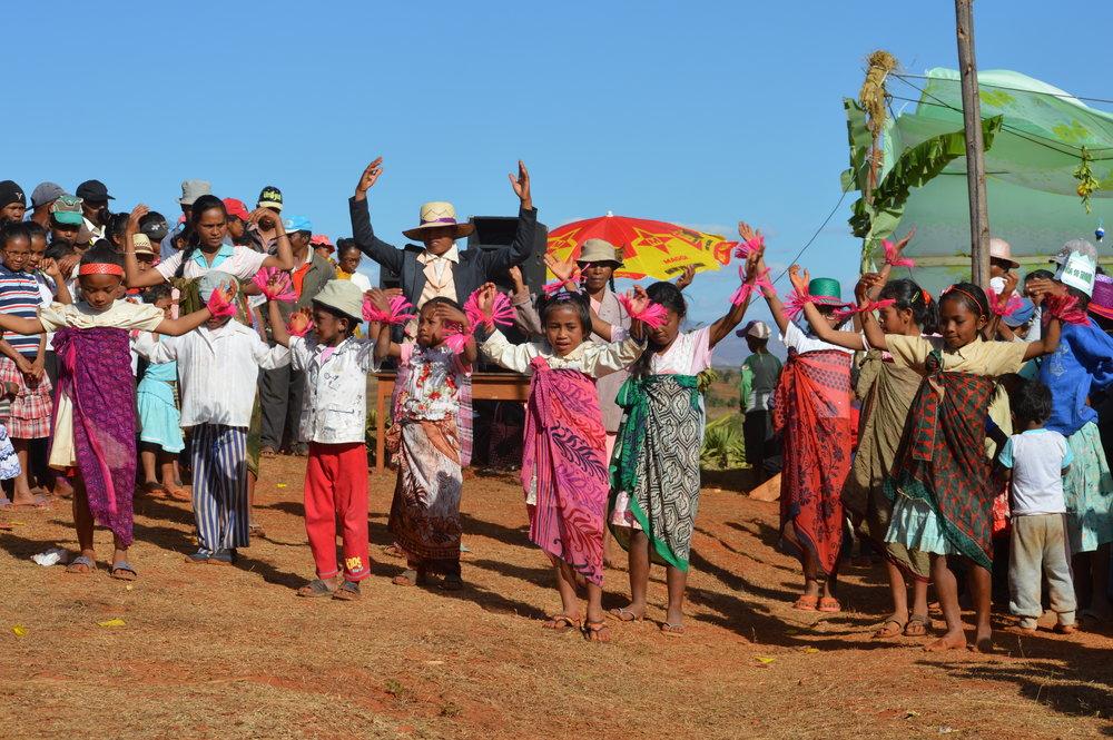 Celebrating ten years of safe drinking water at Tsaramiakatra