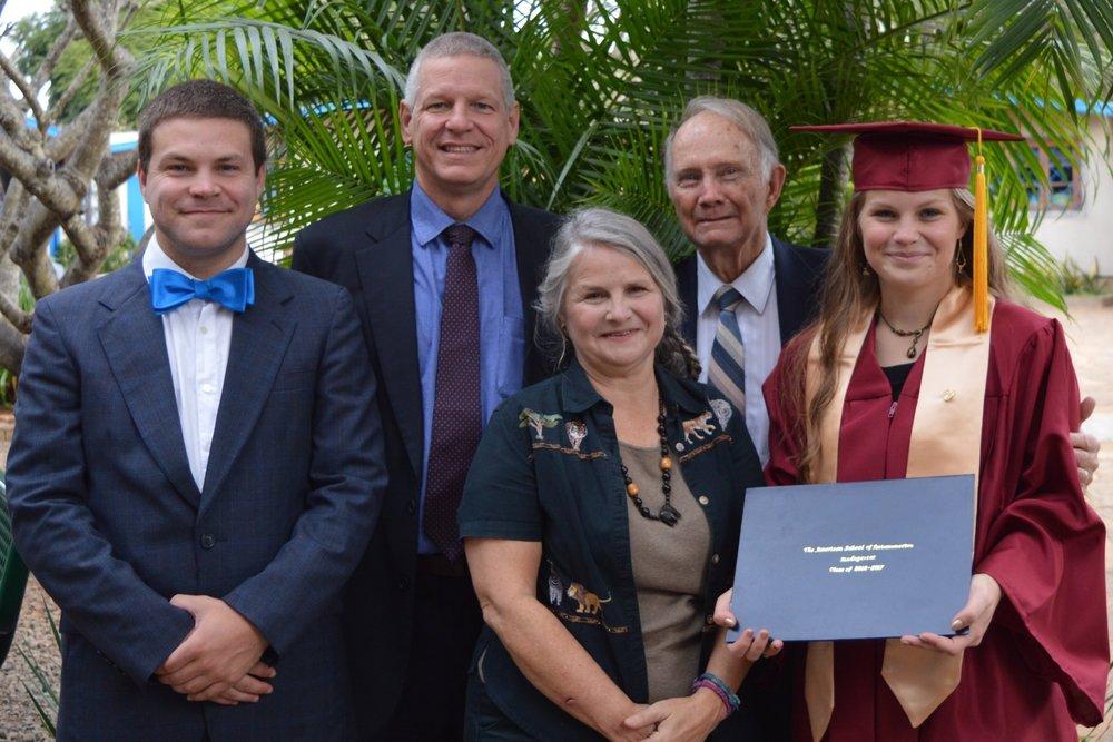 Turks-July-2015-update-Frances graduation.JPG