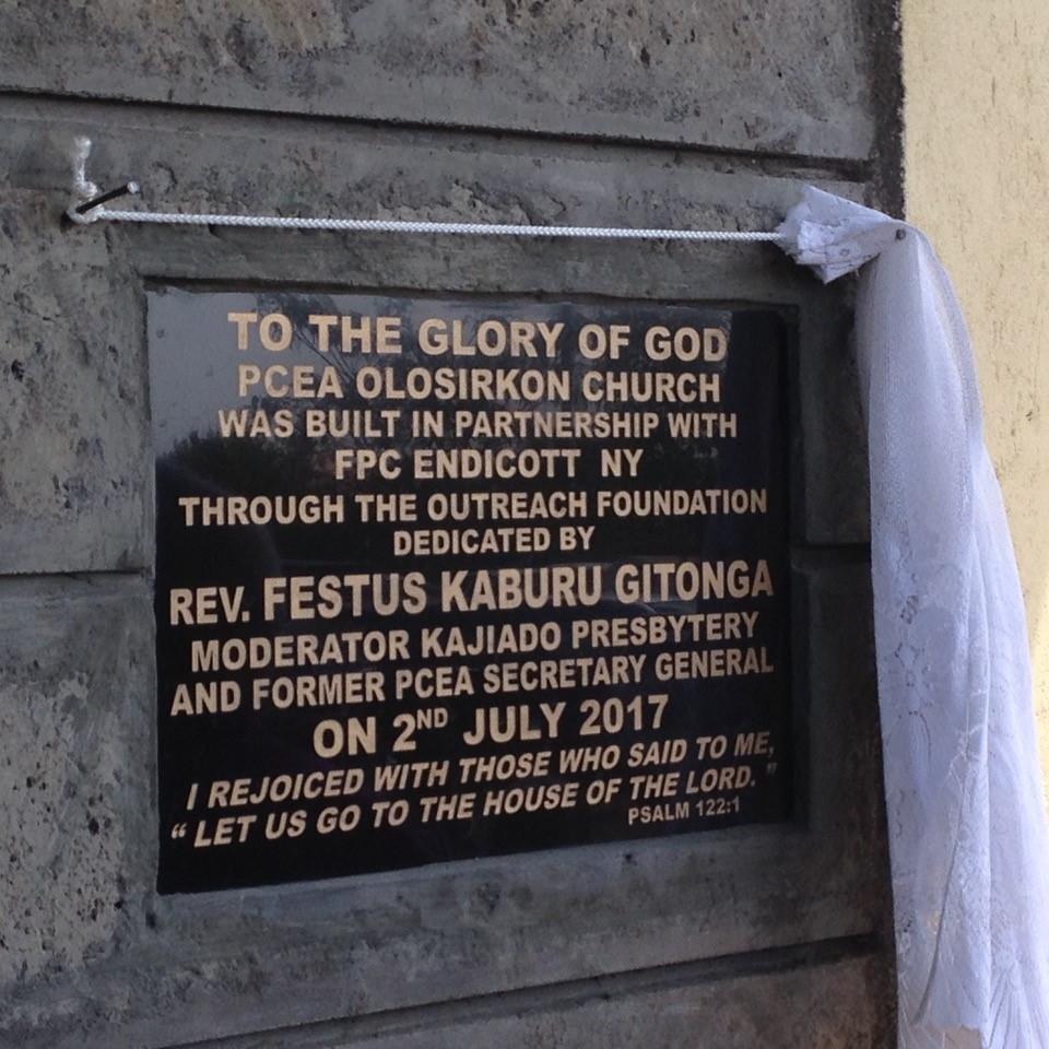 Olosirkon Church dedication. plaquejpg.jpg