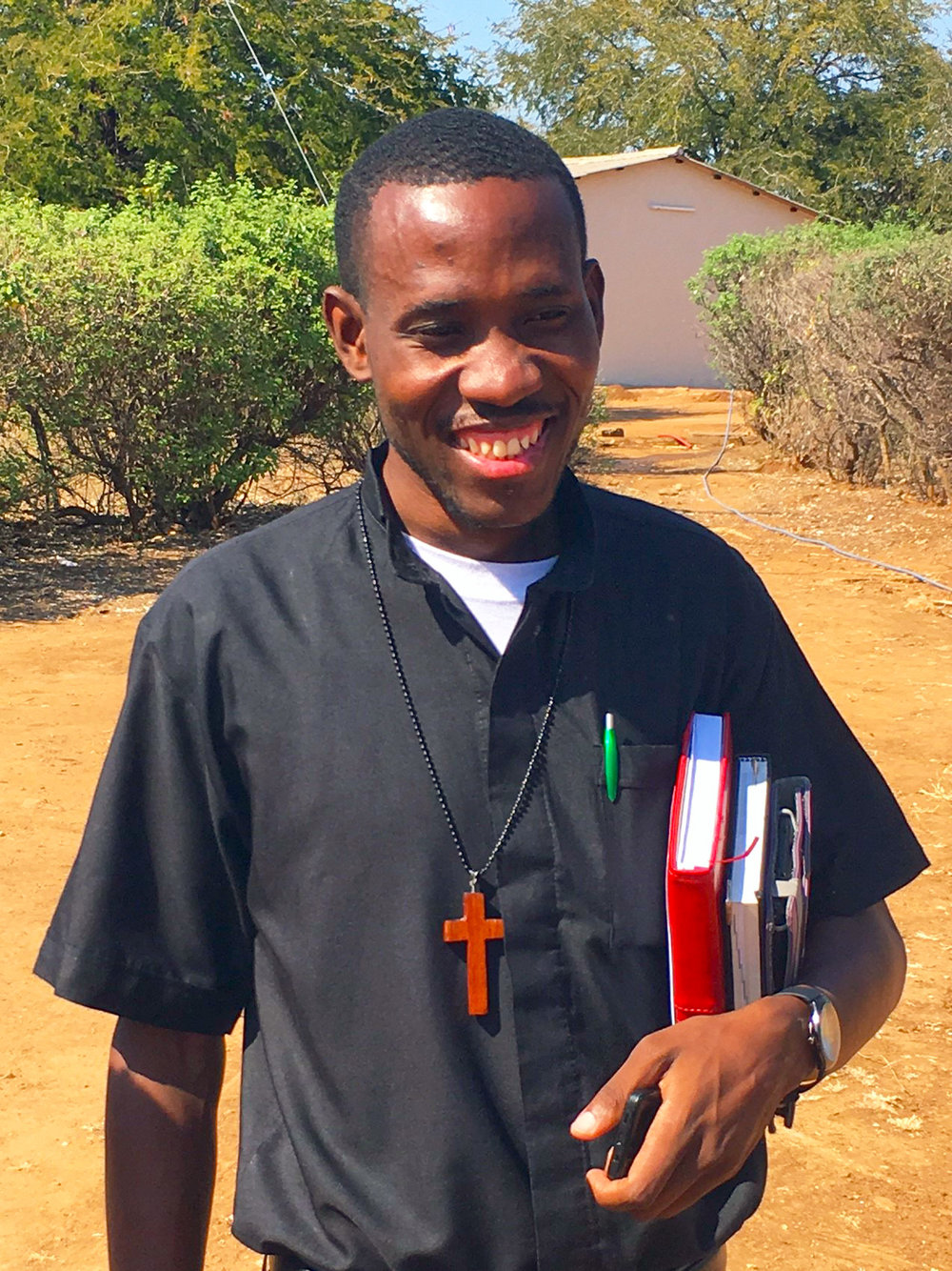 Rev. Charles Ngoma