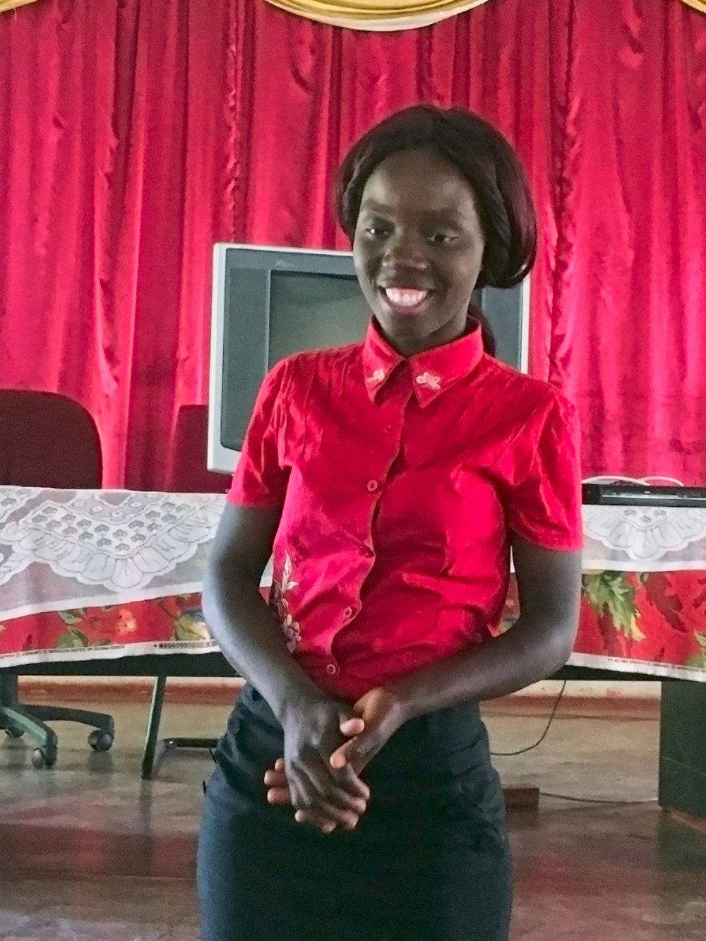 Wendy Chikumbula