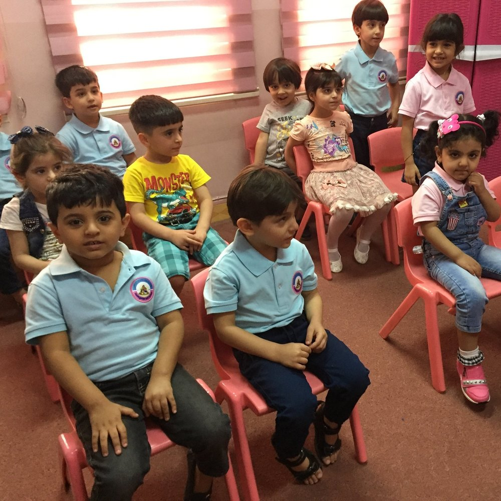 The Good Shepherd Kindergarten is run by the Presbyterian Church in Baghdad and is rated #2 of nearly 400 private kindergartens in the city.