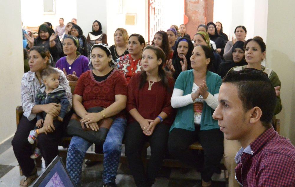 Worship in Moassat