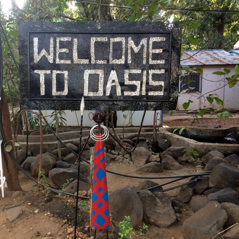 The Oasis Camp, a local guesthouse, was the picture of warmth, hospitality and peace.