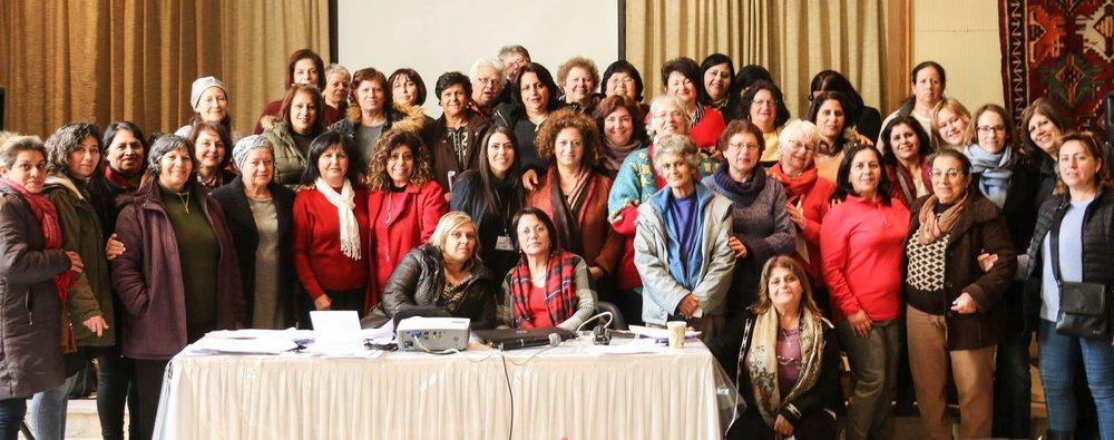 Annual Womens Reconcilation Training 2018 in Jerusalem 2.jpg