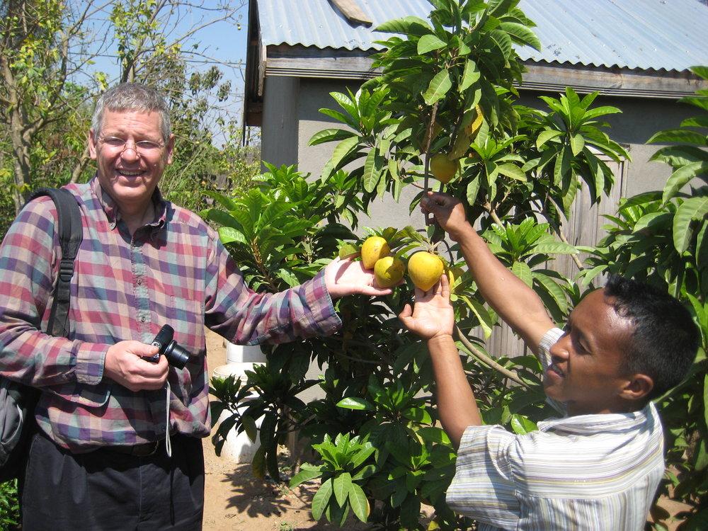 Dan Turk in Madagascar