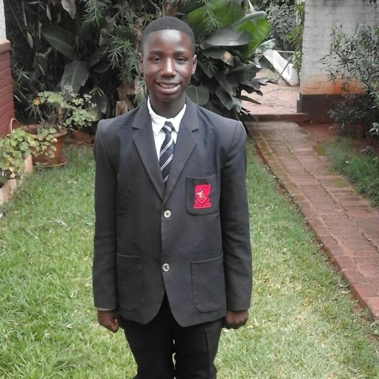 Home of Hope March 2018 starting high school-new school uniform.jpg