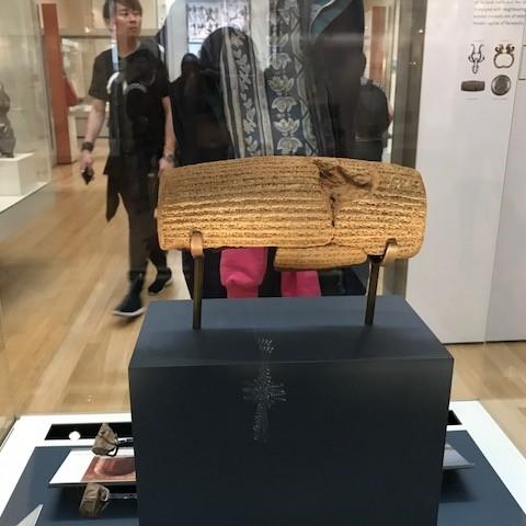 Cyrus scroll