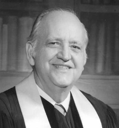 Rev. Dr. Howard Chadwick