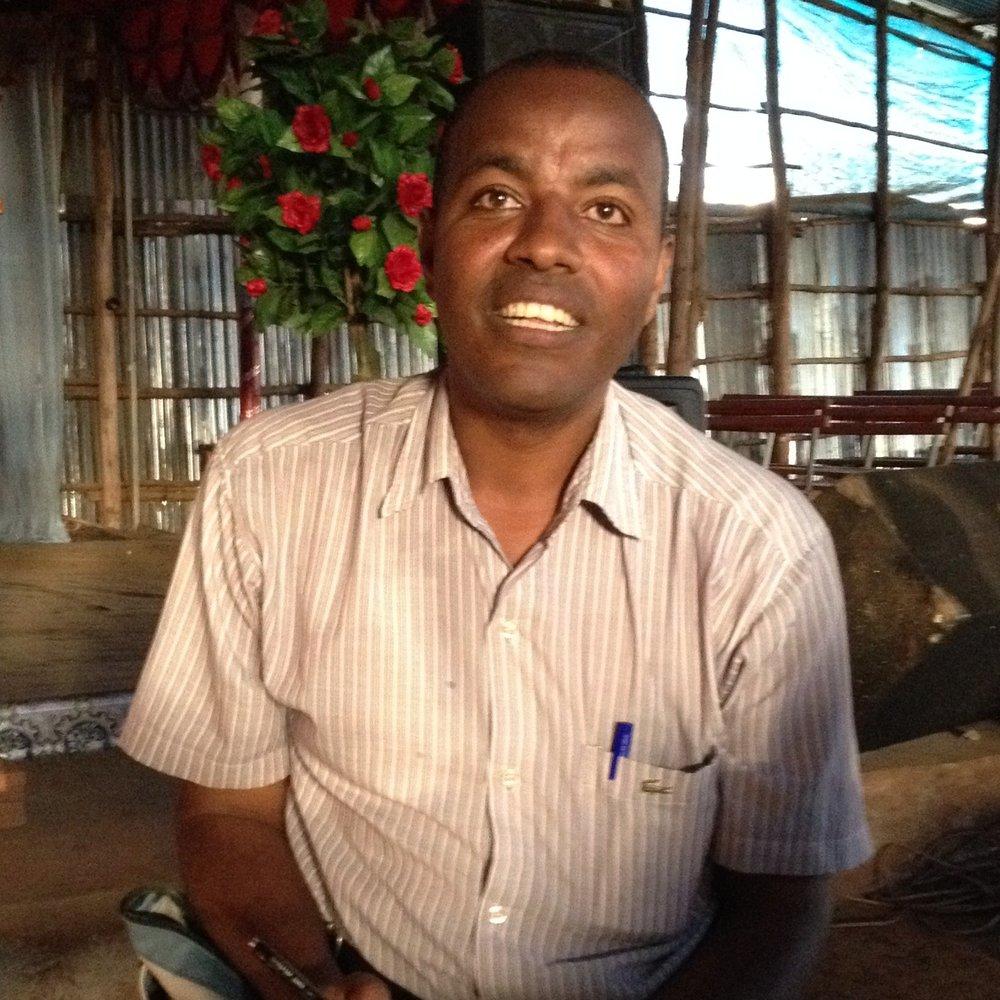 Elder Waqtola Cheneke Gebisa