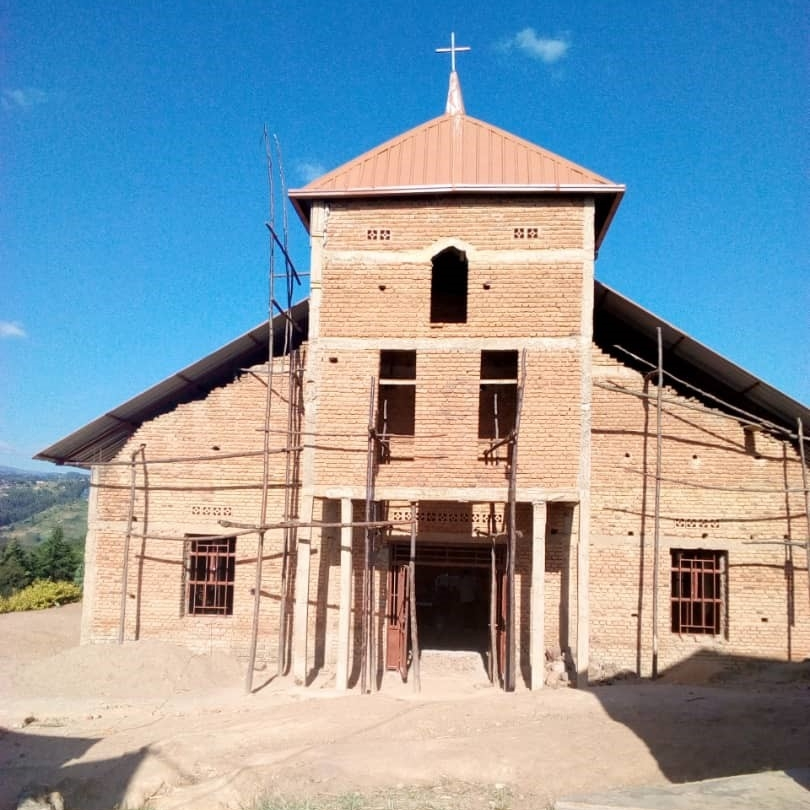Rwanda Church Construction July 2018 update Buganamana Church.jpg