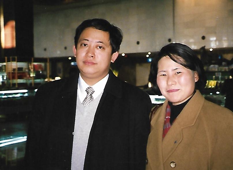 Pastors Lü and Li