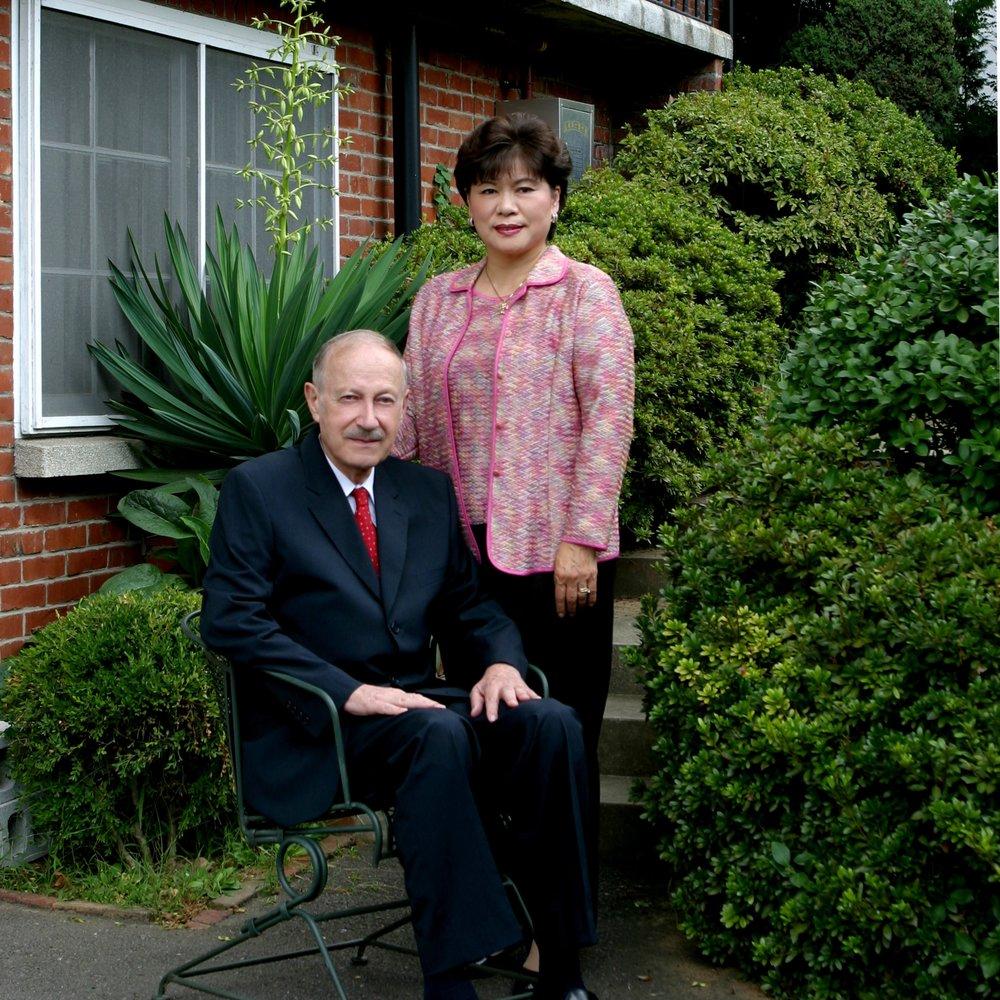 Rev. Dr. Art and Sue Kinsler