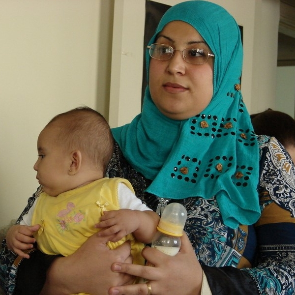 Refugee IDP Appeal October 2018 mother and baby.jpg