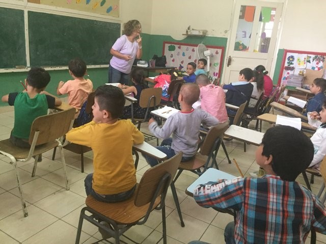 Hope for Syrian Students November 2018 classroom.jpg
