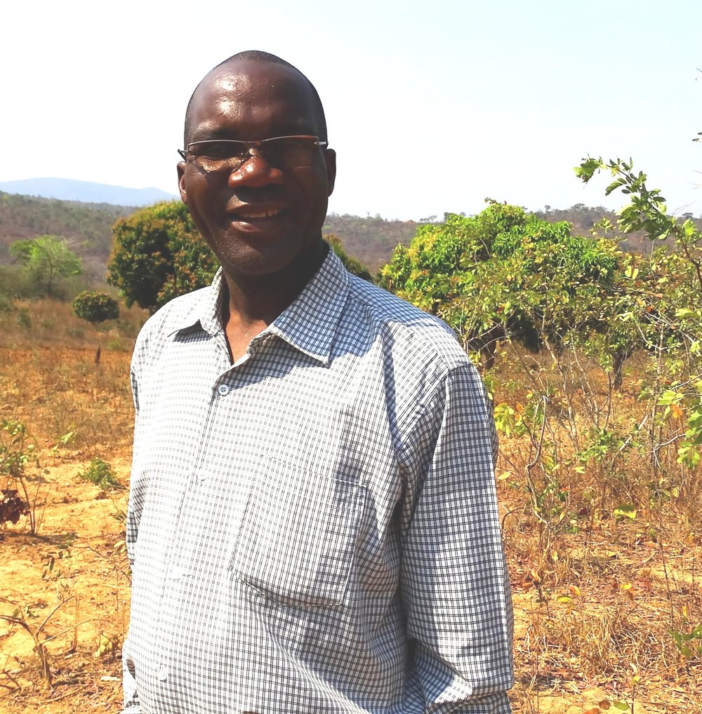 Rev. Gerald Phiri