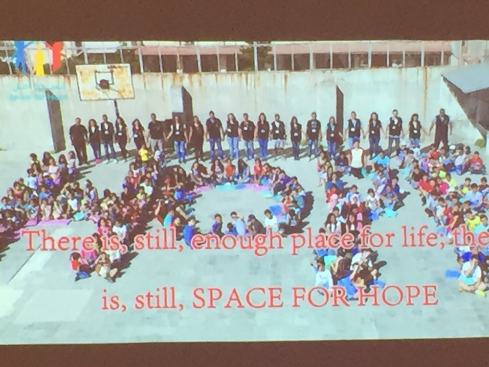 Space for Hope