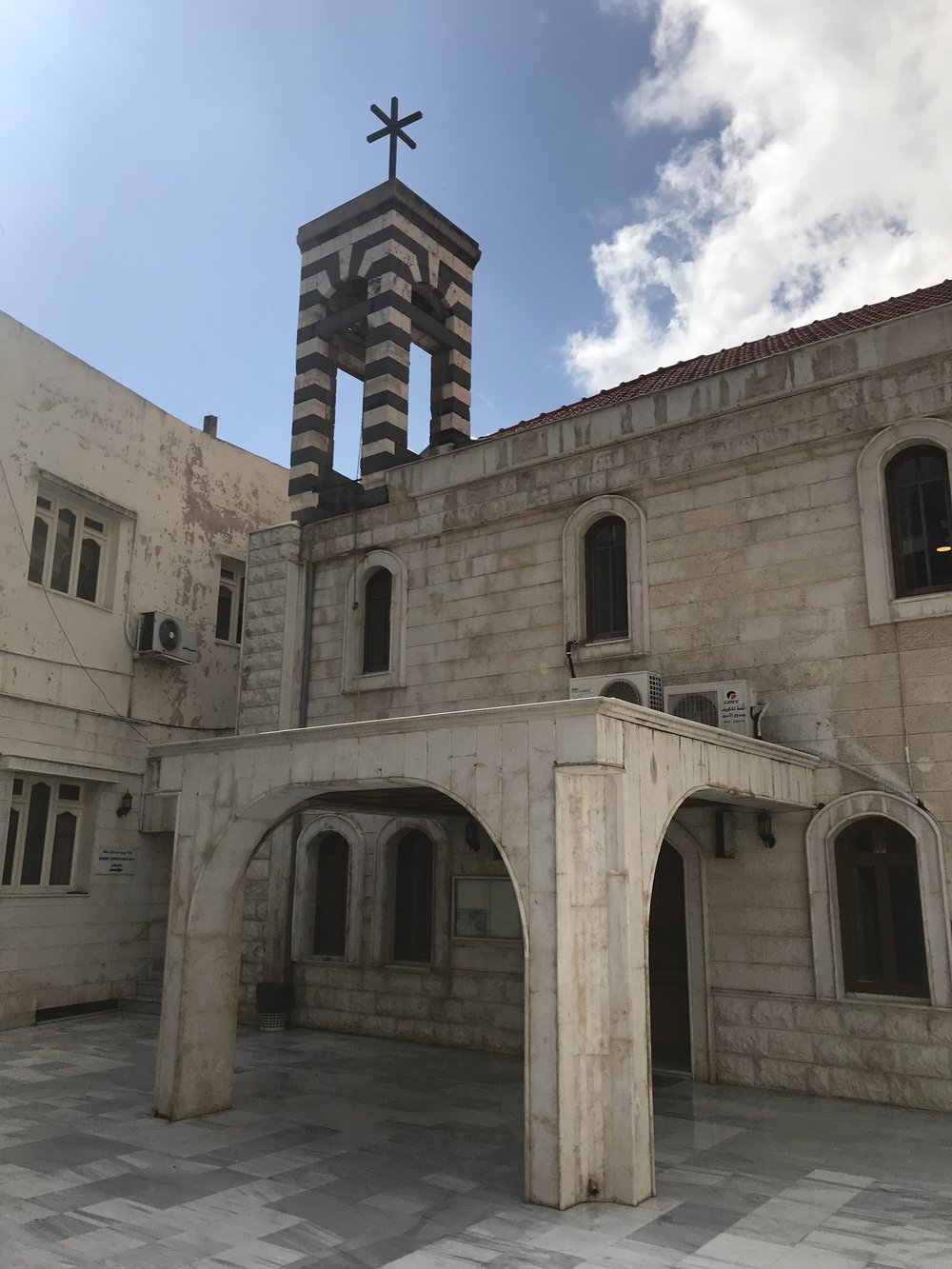 The National Evangelical (Presbyterian) Church of Homs