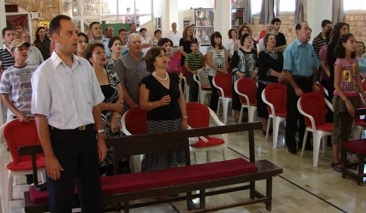 Our Presbyterian family in Mahardeh