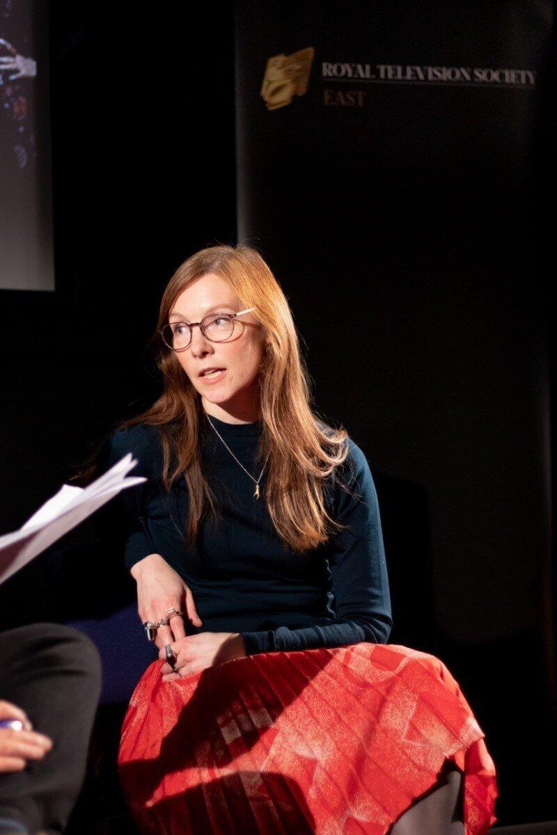 Rts East Talk At Anglia Ruskin University Cambridge Chloe Thomas